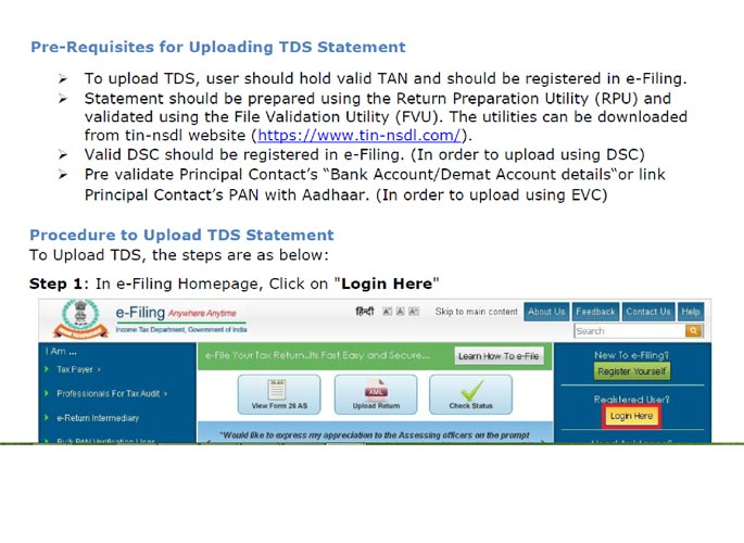 Tax Deducted at Source(TDS)-20
